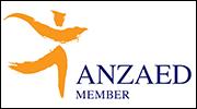 ANZAED logo